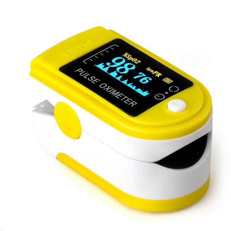 ZK-血氧仪(yellow)